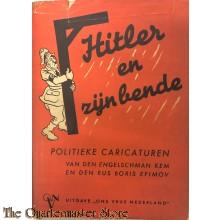 Brochure Hitler en zijn Bende 1945
