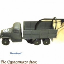 Boxed SOLIDO Military 1/43 Scale Diecast 6002 - GMC