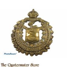 Cap badge Lord Strathcona's Horse (Royal Canadians) WW2