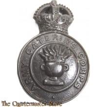 Cap Badge Army Catering Corps WW2 Plastic Economy