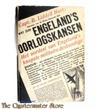 Engelands oorlogskansen 1939