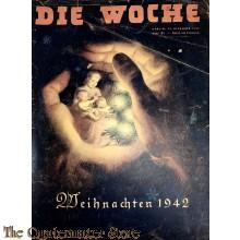 Zeitschrift Die Woche Weihnachten 1942
