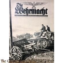 Magazine Die Wehrmacht 5e Jrg no 10, 7 mai 1941