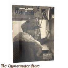 Magazine Die Wehrmacht 7e jrg No 10, 5 mai 1943