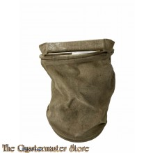 France - 1940 Seau d'eau pliable Militaire (French 1940 collapsible water bucket)