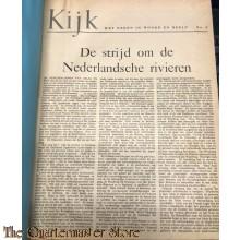No 2 t/m laatste nummer ngebonden 2 maandelijks blad Kijk