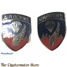 Distinctive unit insignia (DUI) 187th Airborne Infantry Regiment