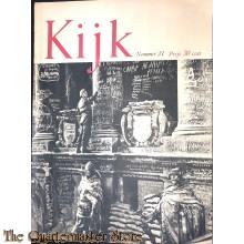 2 Maandelijks blad Kijk no 21 (Russische grafitti leuzen op Rijksdag)