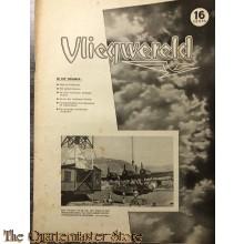 Vliegwereld jaargang 9,no 11  blz 161-176, Haarlem 1  juni 1943