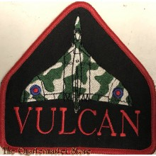 Blazer badge Vulcan