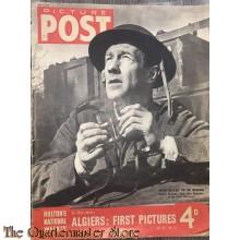 Magazine Picture Post Vol 23 No 12 June 1944