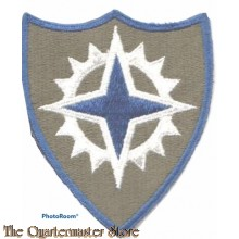 Mouwembleem 16th Corps (Sleeve patch 16th Corps)