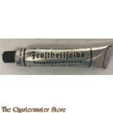 WH Tube Frostheilsalbe (WH Tube ointment for Frostbite) Hauptsanitatspark Berlin