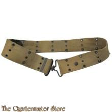 WW1 US M1910 Pistol belt