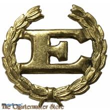 "Qualification badge ""English speaking - Class 2"" Australia WW2"