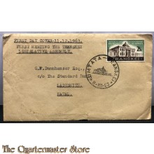 First Day cover First meeting the Transkei legislative Assembly 11-12-1963