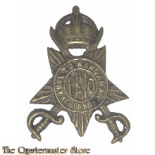 Cap badge 11th Prince Albert Victor's Own Cavalry (Frontier Force)