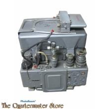 Receiver Transmitter MIG 21 TYPE P-800 VHF (Vliegtuig radio  MIG 21 Type P-800)