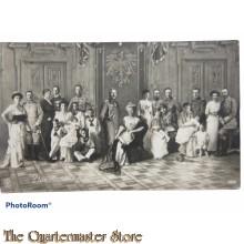AnsichtsKarte (Mil. Postcard) das Deutsche Kaiserhaus 1905