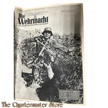 Magazine Die Wehrmacht 8e Jrg no 15 , 19 juli 1944