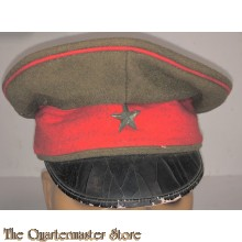 Japanese Officers M38 visor cap (Japanse officiers pet M1938)
