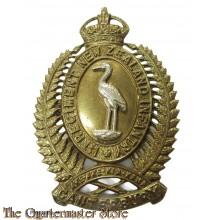Cap badge 1st Canterbury Regiment New Zealand