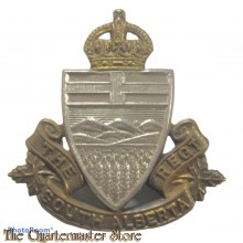 Cap badge The South Alberta Regiment,  4th Canadian Armoured Division