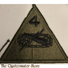 Formation patch 4th Armored Division (Subdued)