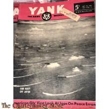 Magazine Yank Vol 4, no 15, Sept 28 1945