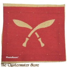 Formation patch 48th Indian Infantry Brigade (canvas)