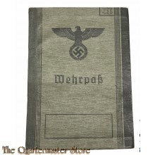 Wehrpass Heer 1942 Lubben  94/613/39