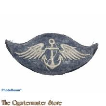 LW Tätigkeitsabzeichen Seemännisches Militärisches Bootspersonal (LW trade badge seagoing boat personnel's)
