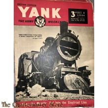 Magazine Yank Vol 3, no 17,  oct 8 1944