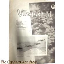 Vliegwereld jaargang 10 ,no 13 , 1 juli 1944