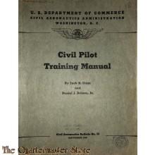 US Civil Pilot Training manual 1940