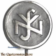 NSV weibliches Mitglied Aufstecknadel (Female National Socialist People's Welfare Organization Membership Stickpin)