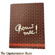 Brochure (NSB)  Bouw mee! (1941)