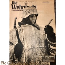 Magazine Die Wehrmacht 6e Jrg no 8, 8 april 1942