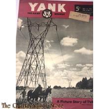 Magazine Yank Vol 4 no 17 , oct 12 1945