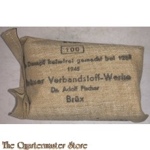 Verband päckchen KP 100 1945 WH (WH 1945 Bandage Package KP 100)