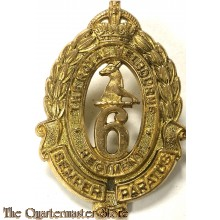 Cap badge 6th Battalion (The Royal Melbourne Regiment) 1935-1944