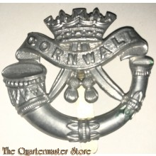 Cap badge Duke of Cornwall's light infantry 1st Volunteer battalion