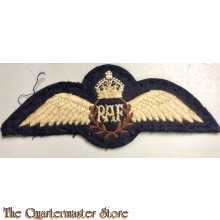 Wing pilots RAF (new)