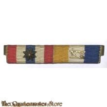 Batons Orde en Vrede 1 actie en 20 jaar Langdurige dienst als officier