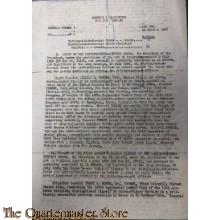 General Orders 22 Oktober 1950 Distinguished Service Cross Awards