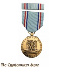 Medaille Good Conduct Air Force  (Air Force Good Conduct Medal) with baton