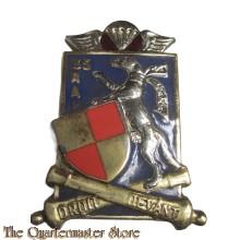 France - Insigne du 35° régiment d'artillerie parachutiste