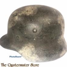 Fabulous WH helmet M40 with splotch camo