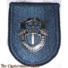 Beret flash Reserve & Nat. Guard (old)