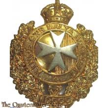 Cap badge The King's Own Malta Regiment